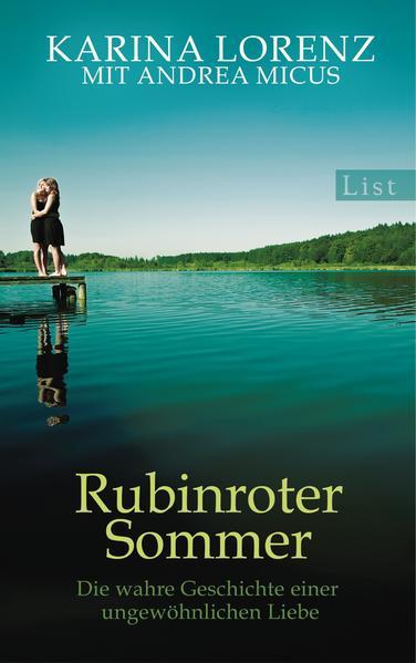 Rubinroter Sommer - Coverbild