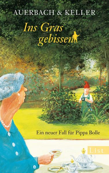 Ins Gras gebissen - Coverbild