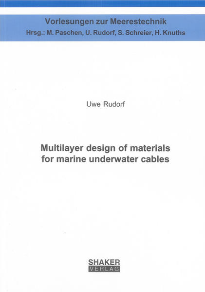 Multilayer design of materials for marine underwater cables - Coverbild