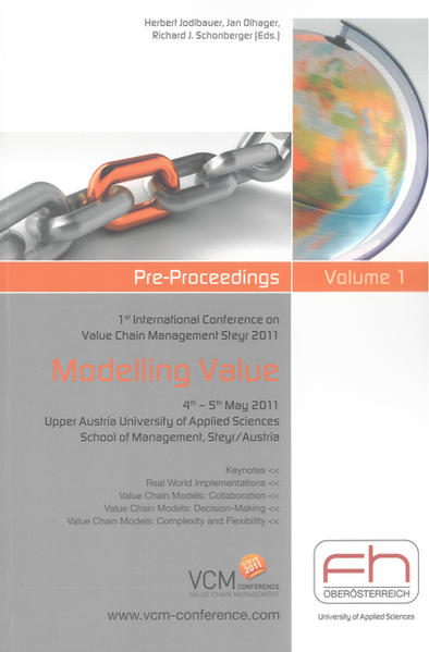 Modelling Value - Coverbild