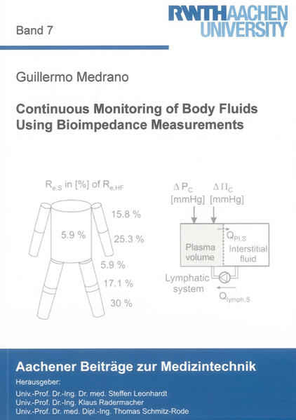 Continuous Monitoring of Body Fluids Using Bioimpedance Measurements - Coverbild