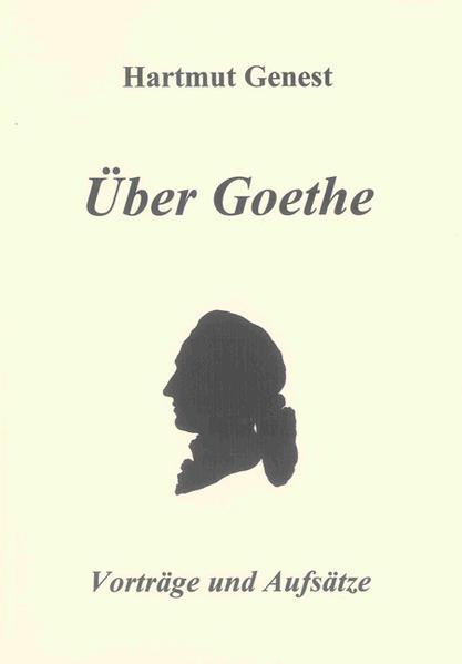 Über Goethe - Coverbild