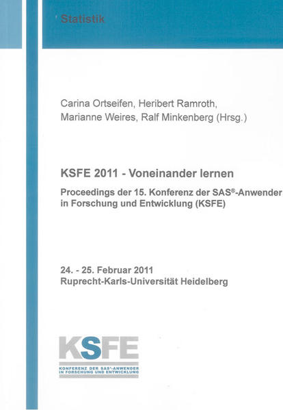 KSFE 2011 - Voneinander lernen - Coverbild