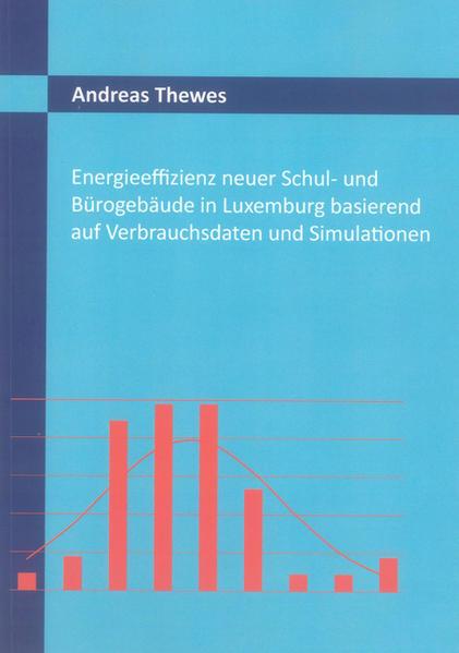 Energieeffizienz neuer Schul- und Bürogebäude in Luxemburg basierend auf Verbrauchsdaten und Simulationen - Coverbild