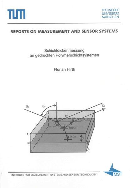 Schichtdickenmessung an gedruckten Polymerschichtsystemen - Coverbild