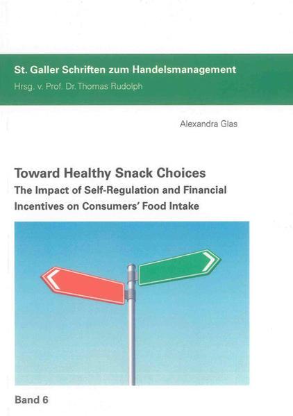 Toward Healthy Snack Choices - Coverbild