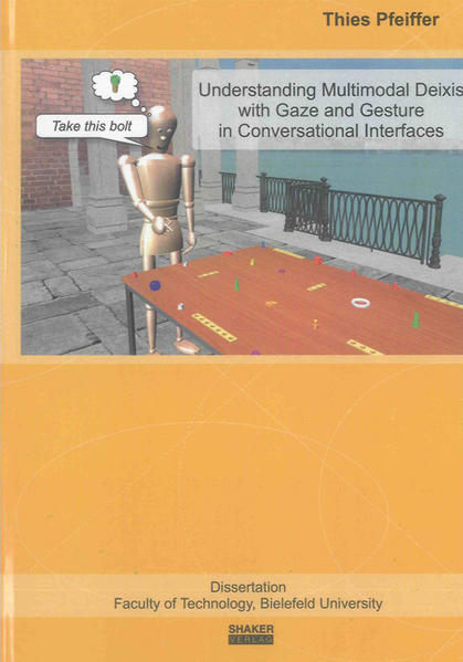 Understanding Multimodal Deixis with Gaze and Gesture in Conversational Interfaces - Coverbild