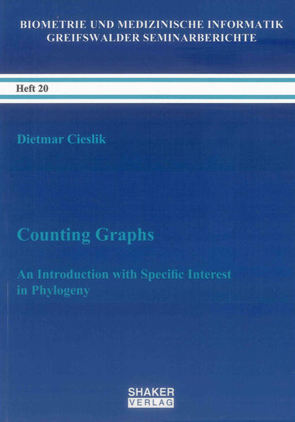 Counting Graphs - Coverbild