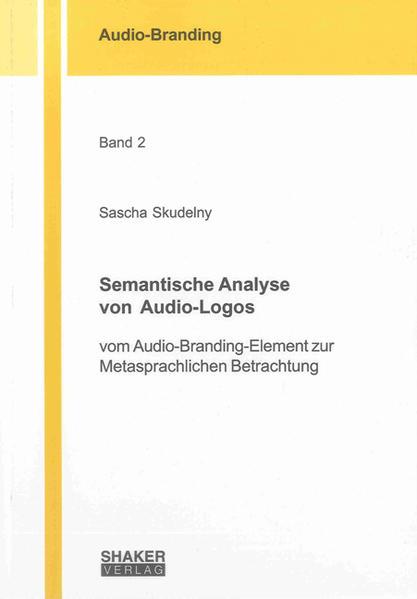 Semantische Analyse von Audio-Logos - Coverbild