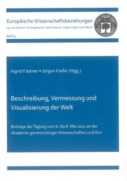 Beschreibung, Vermessung und Visualisierung der Welt - Coverbild