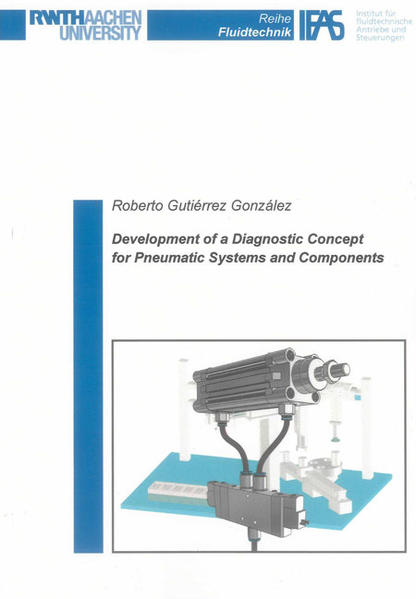 Development of a Diagnostic Concept for Pneumatic Systems and Components - Coverbild