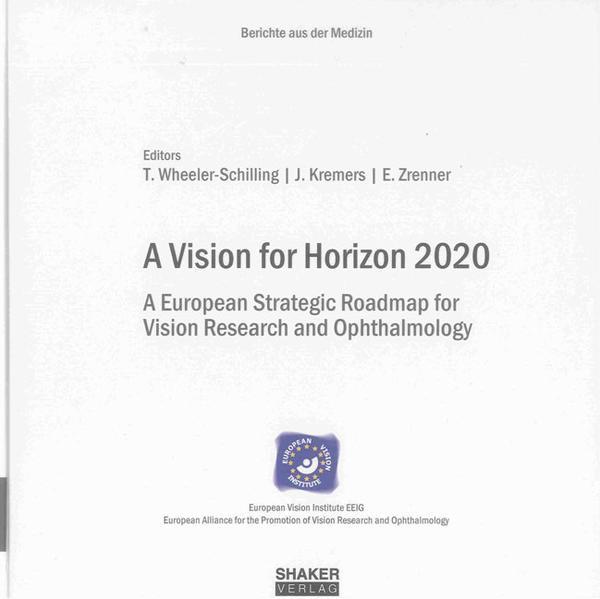 A Vision for Horizon 2020 - Coverbild