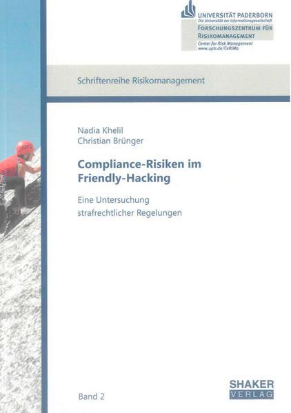 Compliance-Risiken im Friendly-Hacking - Coverbild