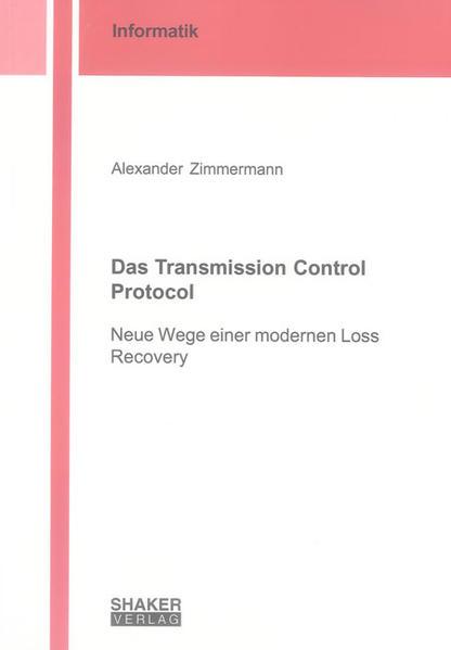 Das Transmission Control Protocol - Coverbild