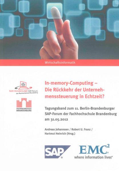 In-memory-Computing - Die Rückkehr der Unternehmenssteuerung in Echtzeit? - Coverbild