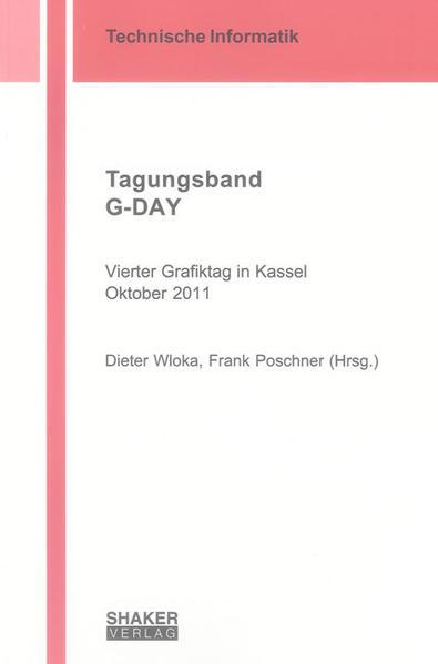 Tagungsband G-DAY - Coverbild