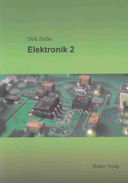 Elektronik 2 - Coverbild