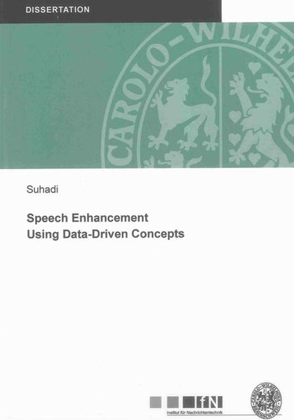Speech Enhancement Using Data-Driven Concepts - Coverbild