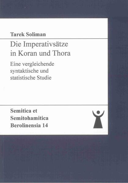 Die Imperativsätze in Koran und Thora - Coverbild