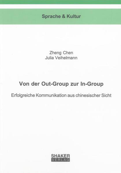 Von der Out-Group zur In-Group - Coverbild