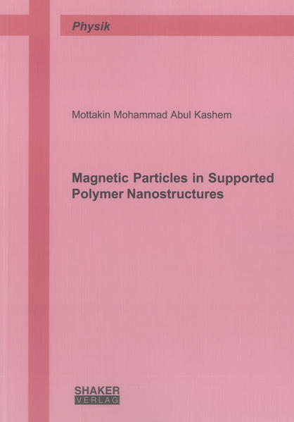 Magnetic Particles in Supported Polymer Nanostructures - Coverbild