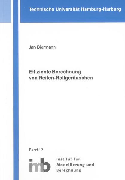 Effiziente Berechnung von Reifen-Rollgeräuschen - Coverbild