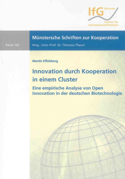 Innovation durch Kooperation in einem Cluster - Coverbild