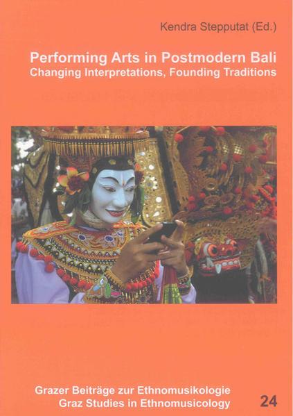 Performing Arts in Postmodern Bali - Coverbild