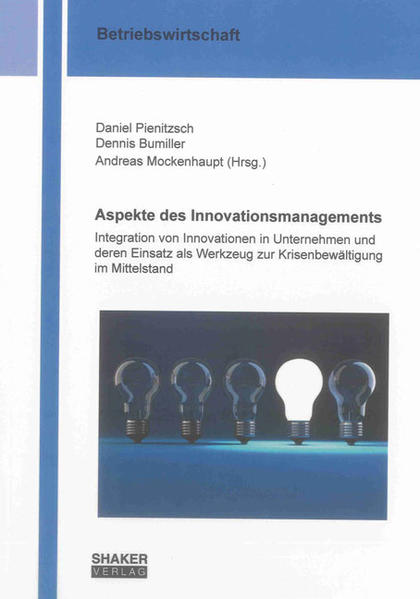 Aspekte des Innovationsmanagements - Coverbild