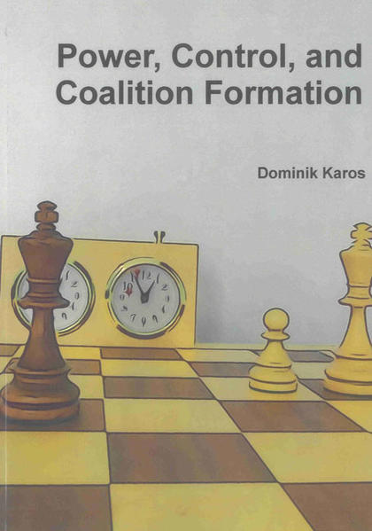 Power, Control, and Coalition Formation - Coverbild