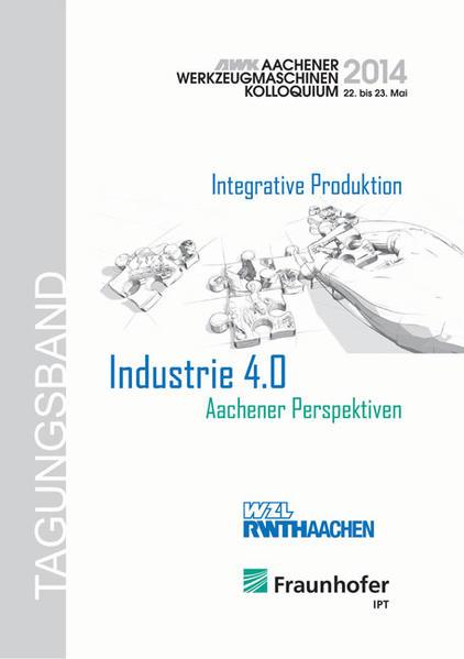 Industrie 4.0: Aachener Perspektiven - Coverbild
