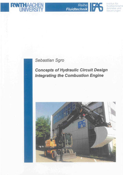 Concepts of Hydraulic Circuit Design Integrating the Combustion Engine - Coverbild