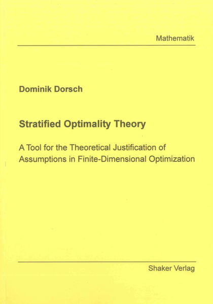 Stratified Optimality Theory - Coverbild