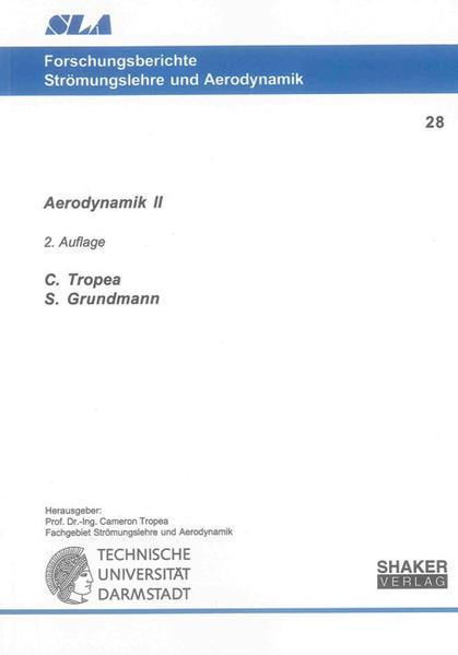 Aerodynamik II - Coverbild