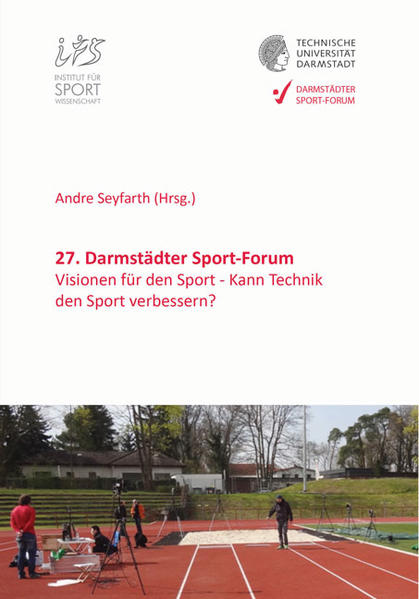 27. Darmstädter Sport-Forum - Coverbild