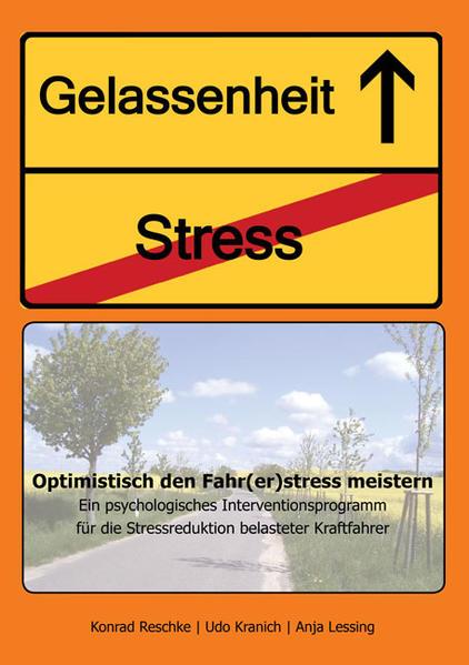 Optimistisch den Fahr(er)stress meistern - Coverbild