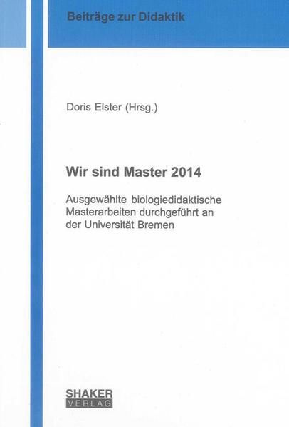 Wir sind Master 2014 - Coverbild