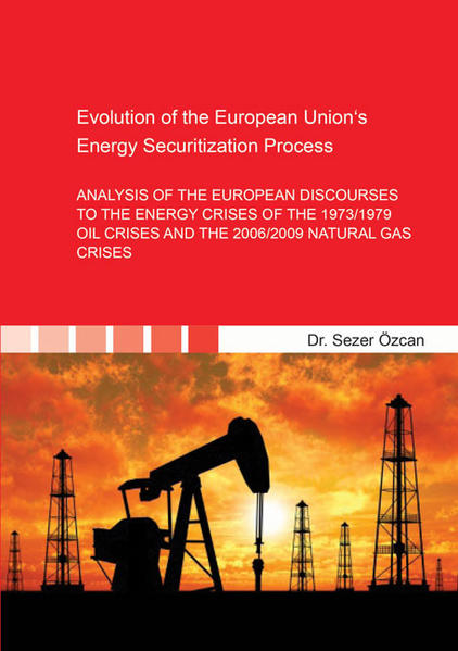 Evolution of the European Union's Energy Securitization Process - Coverbild