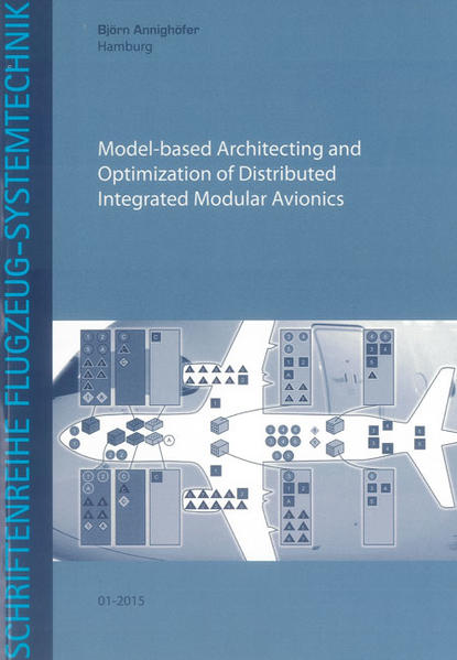 Model-based Architecting and Optimization of Distributed Integrated Modular Avionics - Coverbild