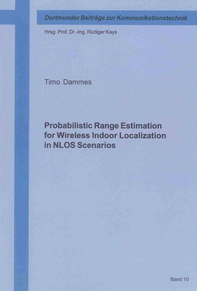 Probabilistic Range Estimation for Wireless Indoor Localization in NLOS Scenarios - Coverbild