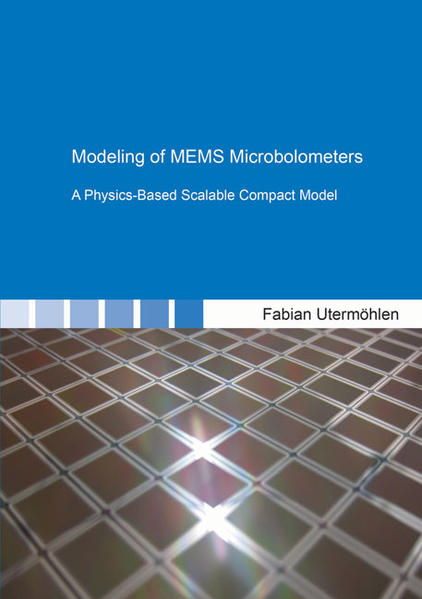 Modeling of MEMS Microbolometers - Coverbild