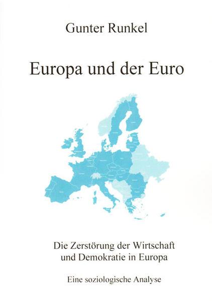 Europa und der Euro - Coverbild