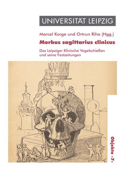 Morbus sagittarius clinicus - Coverbild