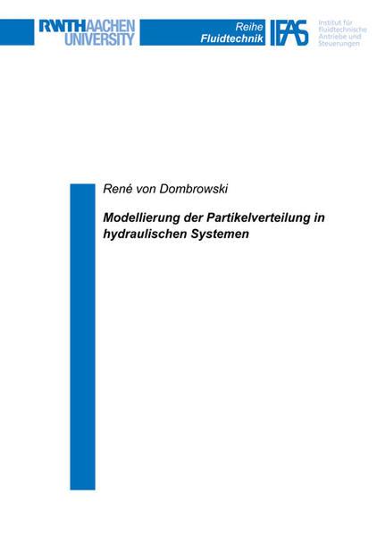 Modellierung der Partikelverteilung in hydraulischen Systemen - Coverbild