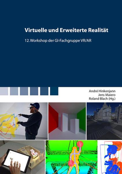 Virtuelle und Erweiterte Realität - Coverbild