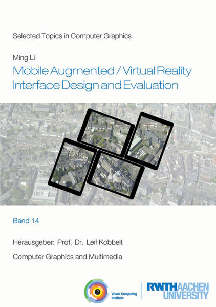 Mobile Augmented/Virtual Reality Interface Design and Evaluation - Coverbild