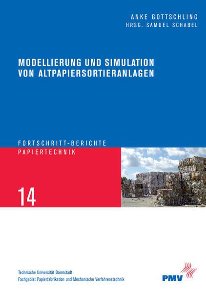 Modellierung und Simulation von Altpapiersortieranlagen - Coverbild