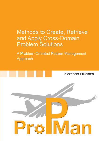 Methods to Create, Retrieve and Apply Cross-Domain Problem Solutions - Coverbild