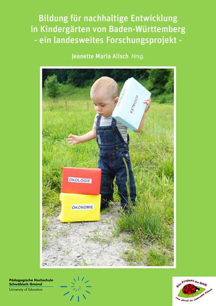 Bildung für nachhaltige Entwicklung in Kindergärten von Baden-Württemberg - Coverbild