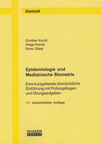 Epidemiologie und Medizinische Biometrie - Coverbild